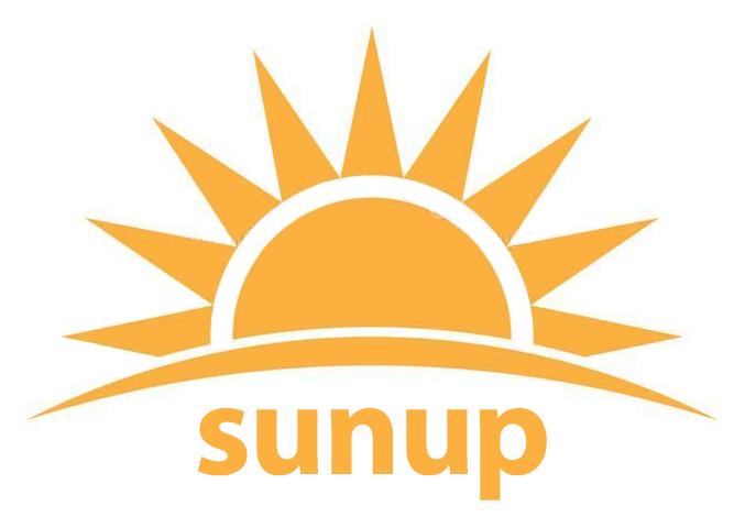 SunUp -  Ljusterapilampor för en piggare vardag